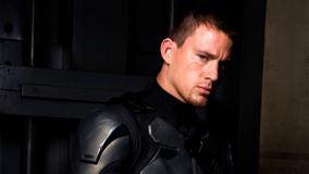 G.I. Joe &#8211; Channing Tatum As Duke In Black Dress